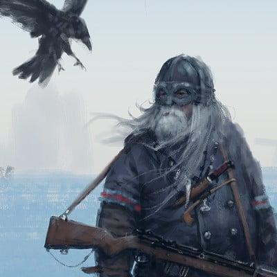 1920 - nordic hunter
