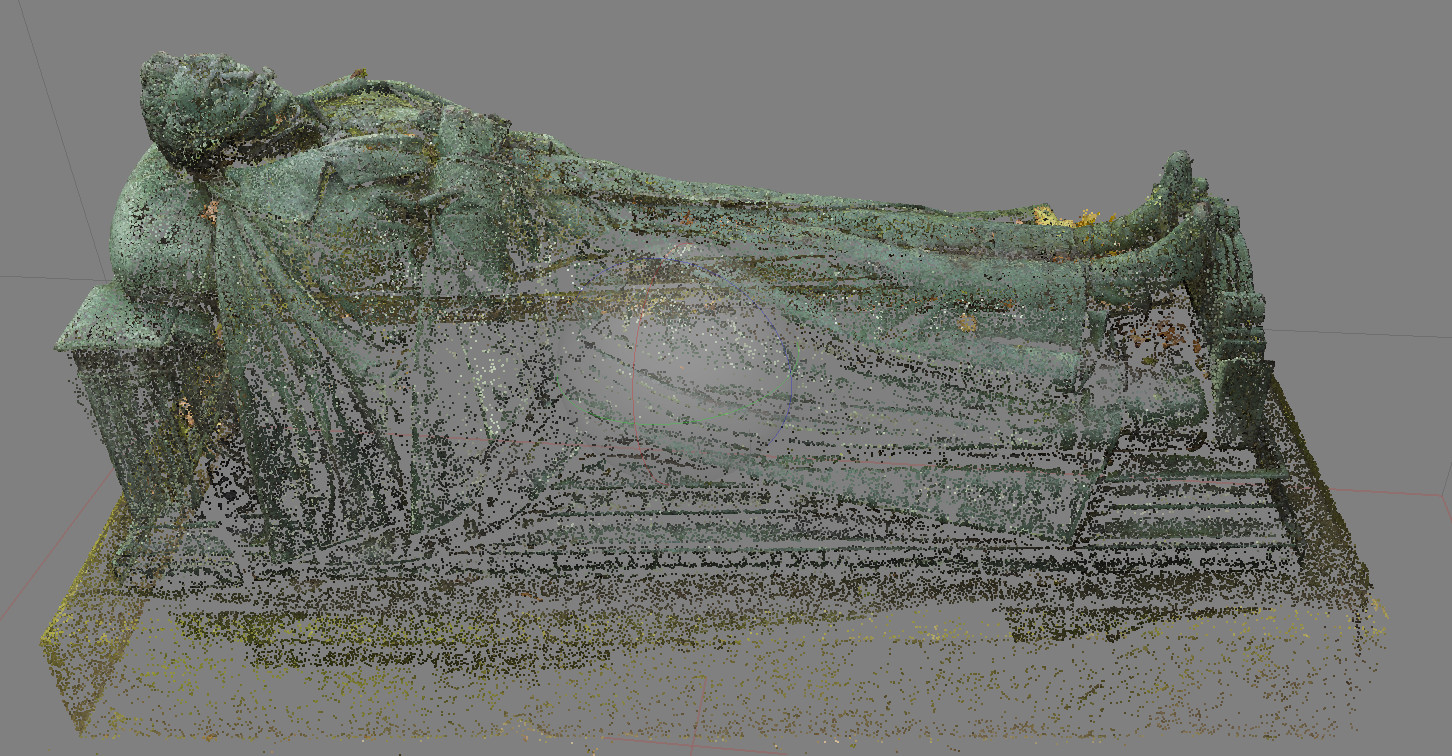 455k point cloud