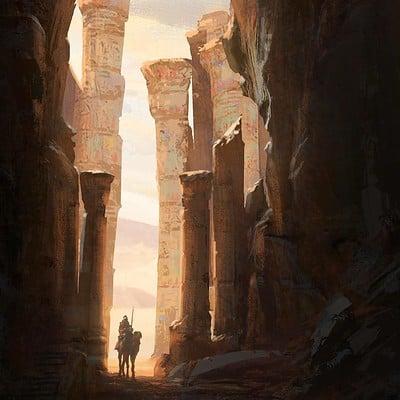 Raphael lacoste ruins
