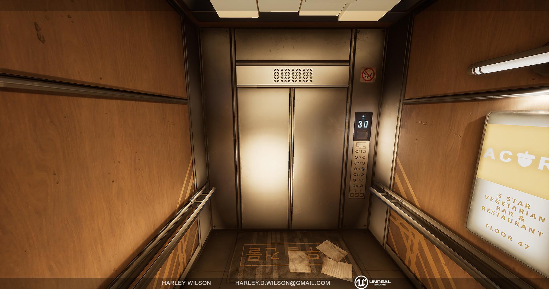 Harley wilson elevator c