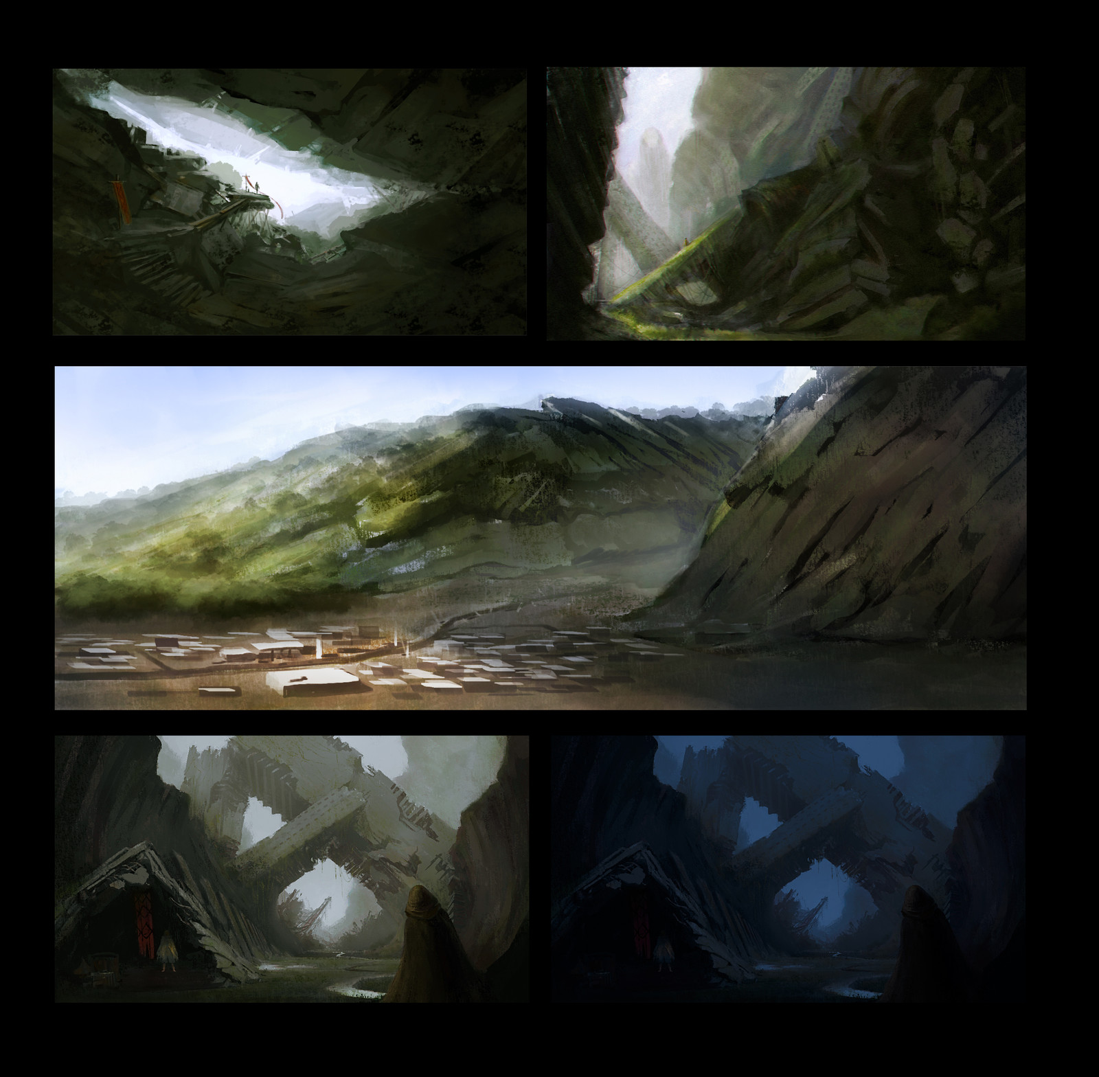 Personal IP: Some Preliminary Thumbs