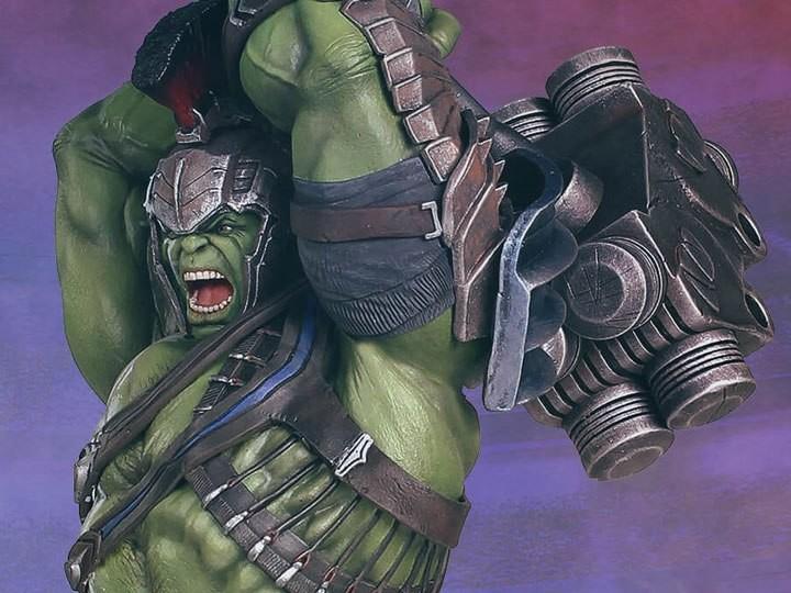 Alejandro pereira gentle giant ragnarok hulk2