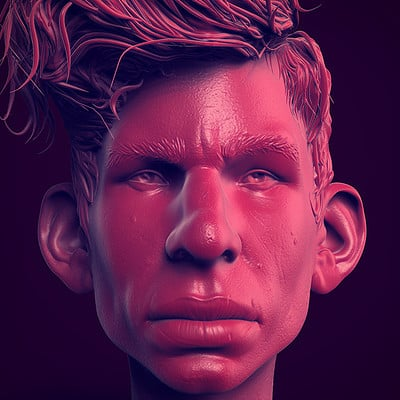 Pablo munoz gomez zbrush form materials pack sample bpr render