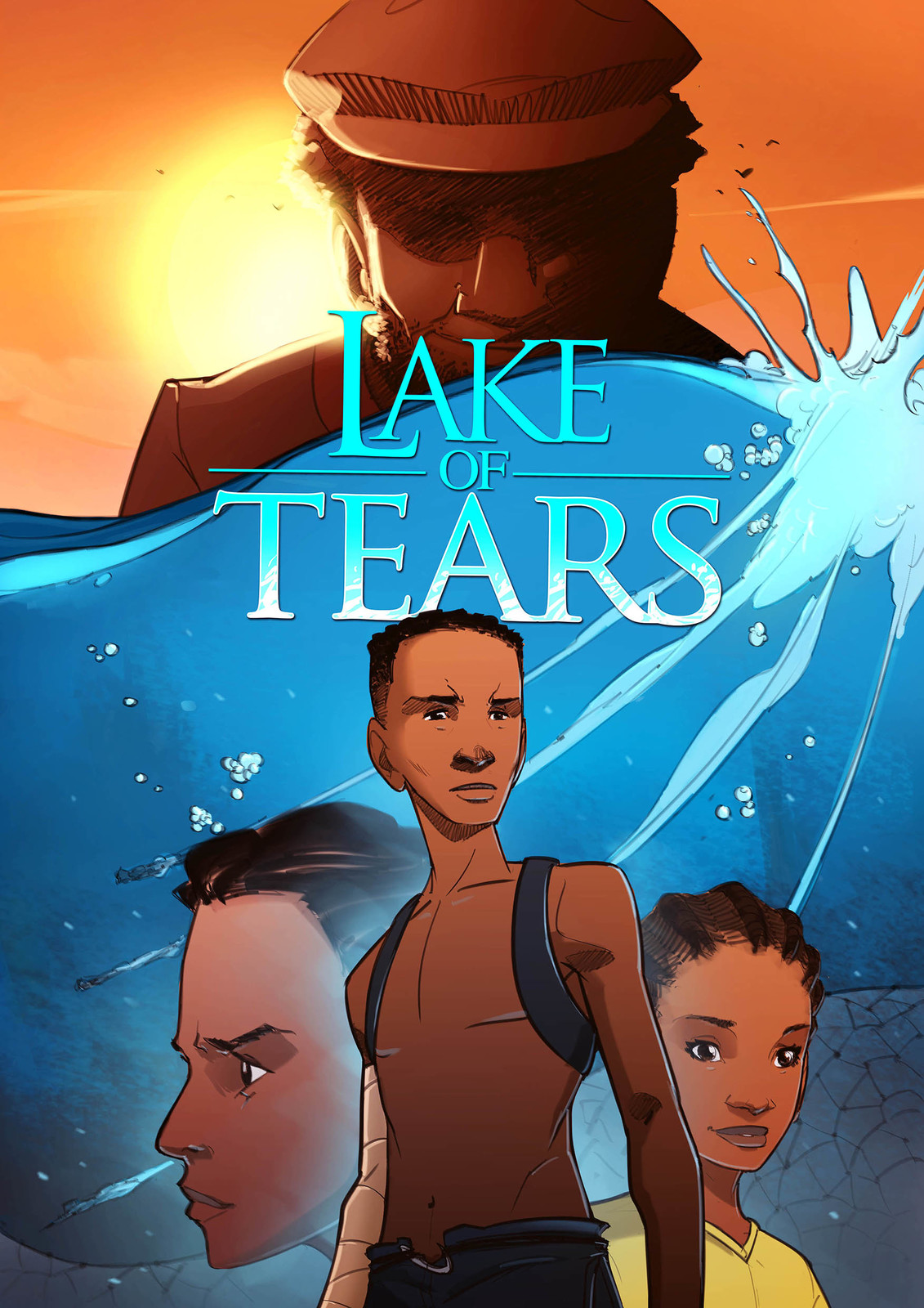 Lake of Tears_Sample Pages