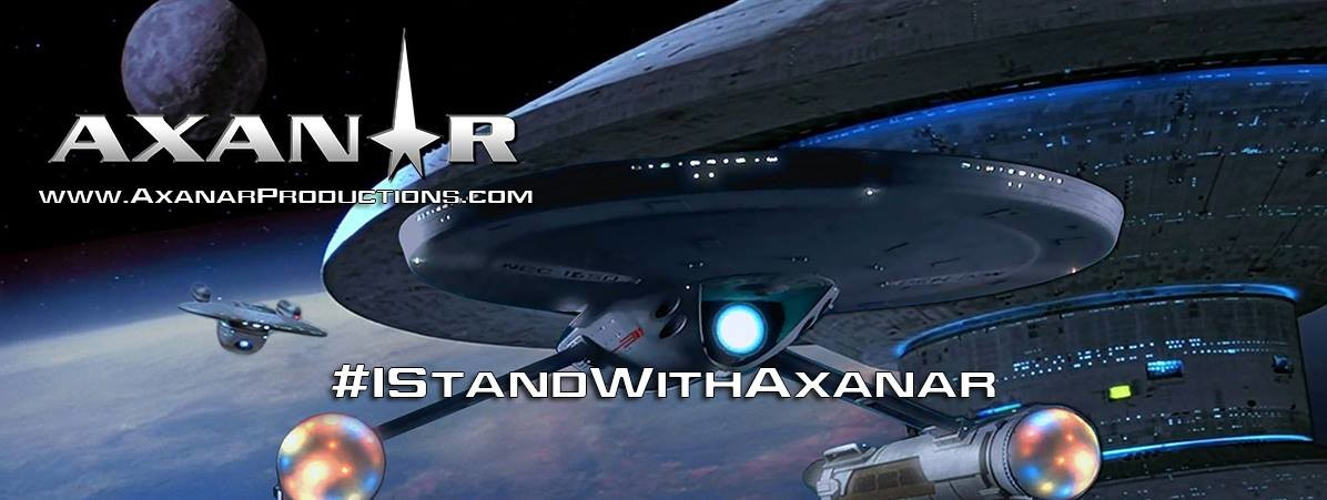 Axanar donors Facebook page cover