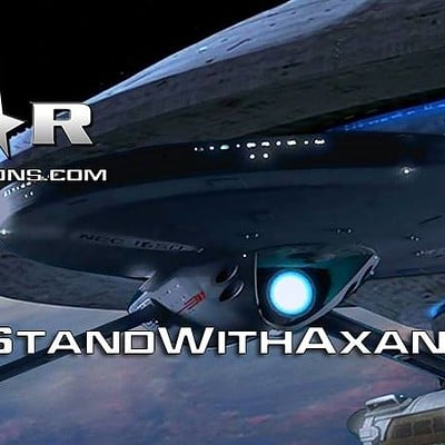 Brendon goodyear axanar donors x page cover