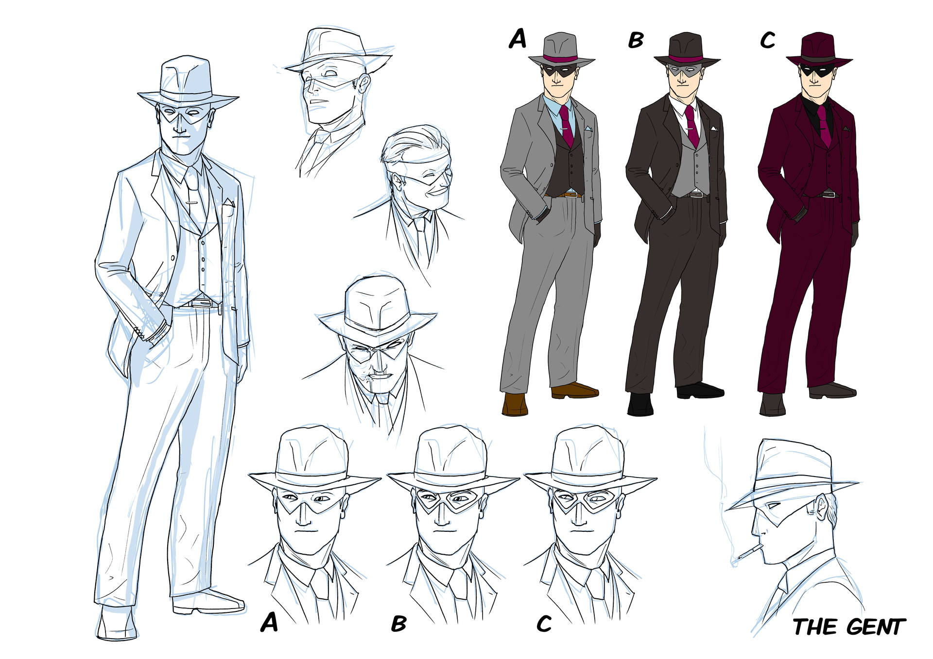 The Gent Concept Design