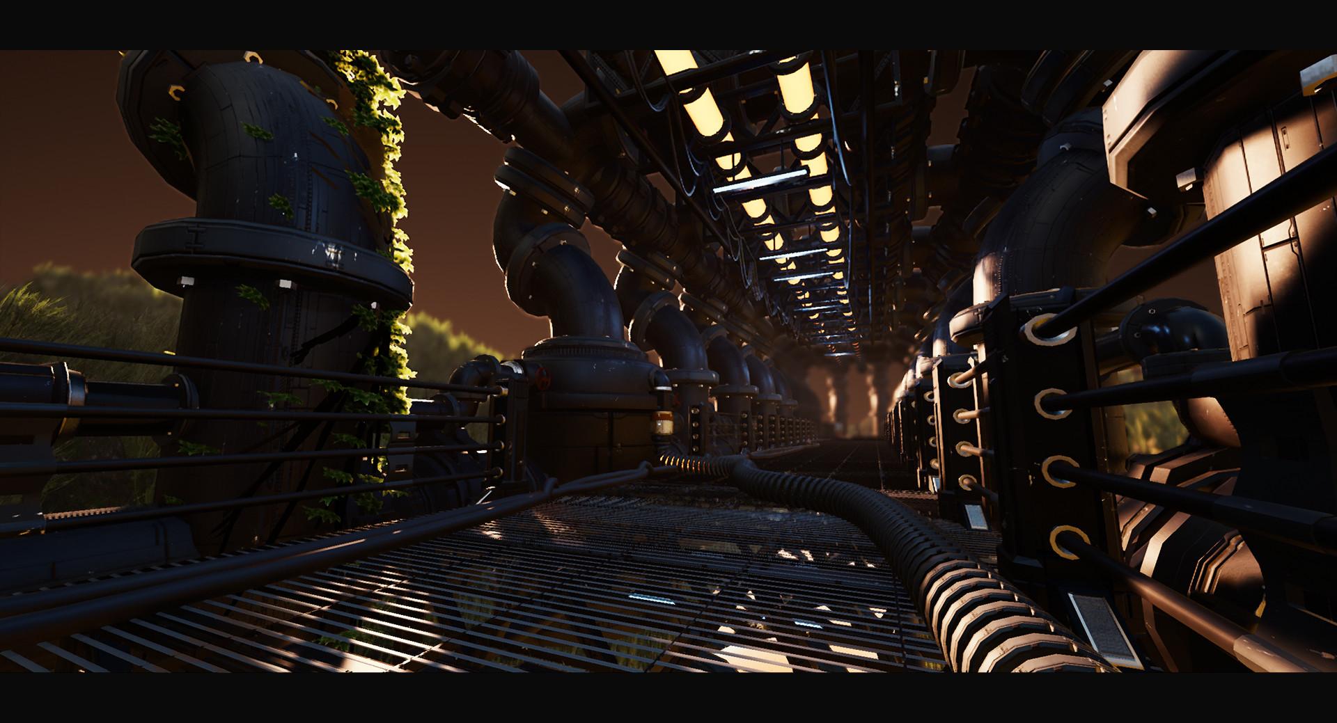 ArtStation - Houdini with Unreal Engine, Simon Verstraete