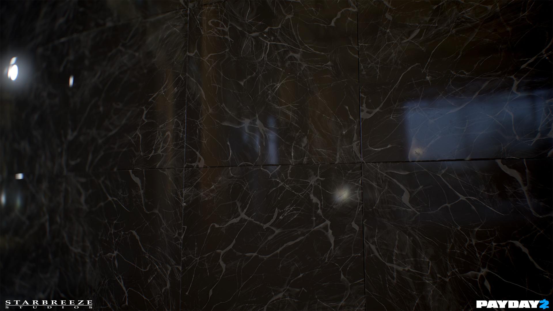 Lucas josefsson black marble 2