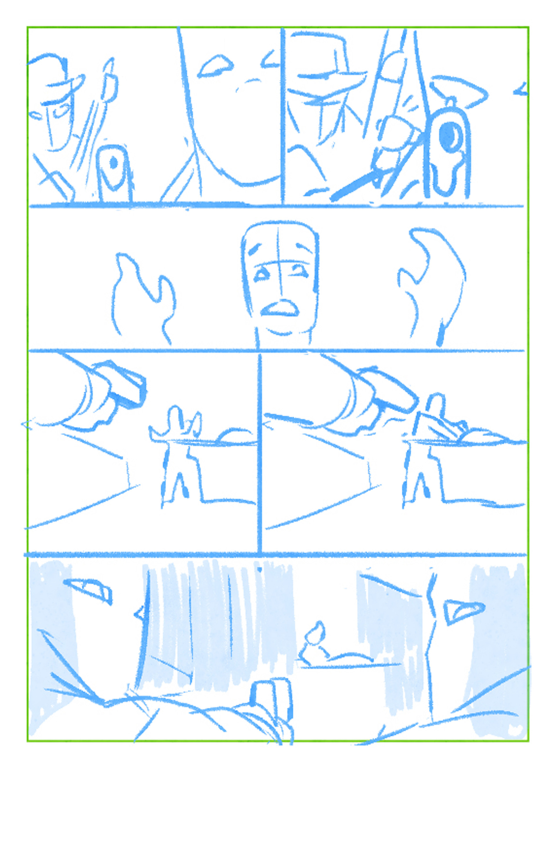 Elliot balson page 4 roughs royal