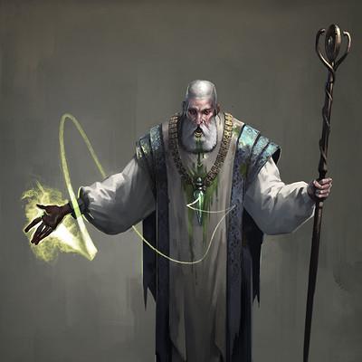 Maxime teppe charas dark fantasy mage