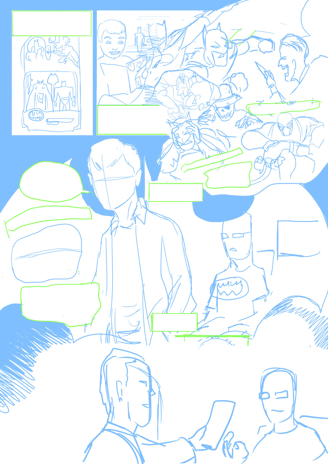 Page 1 Roughs