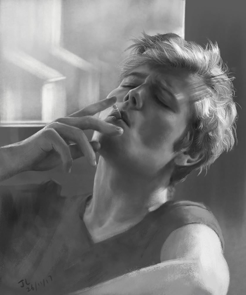 Jeen lih lun smoker1