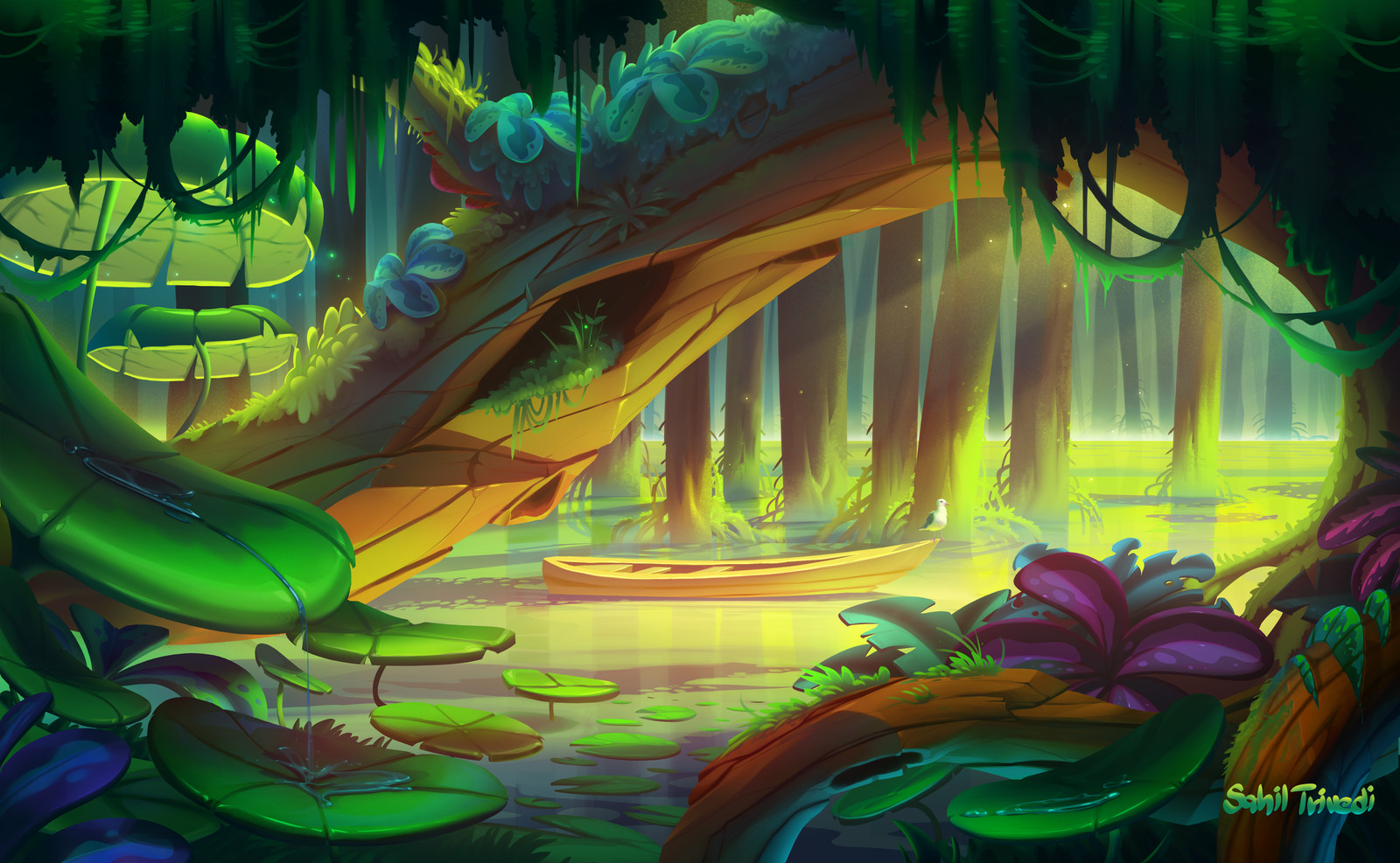 Green Swamp Lake
