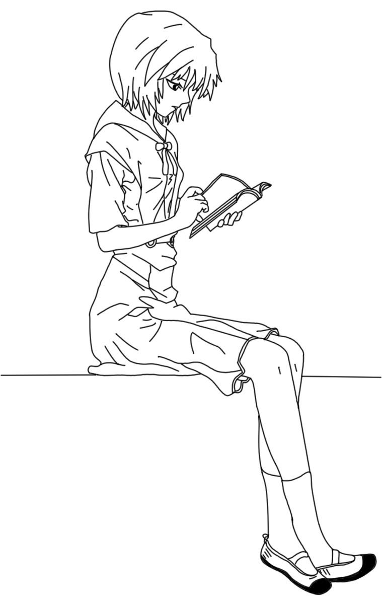 Yin Wu Anime Drawing Practice