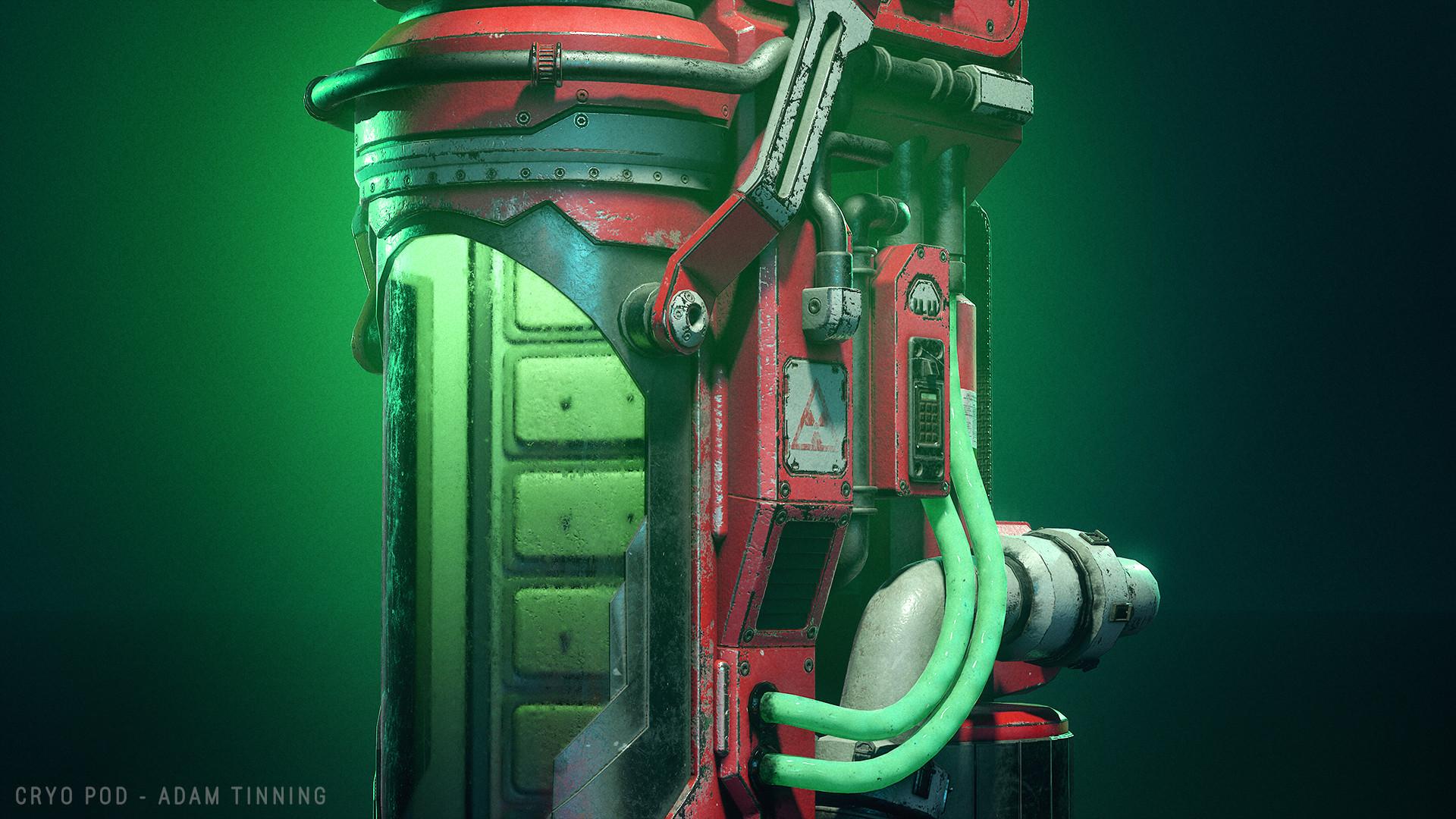 Adam tinning cryopod render 008