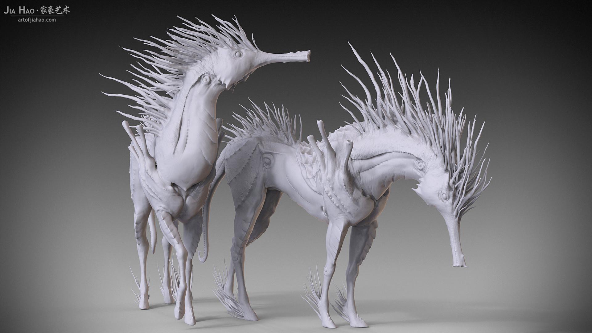 Jia hao 2017 alassya digalsculpting 04