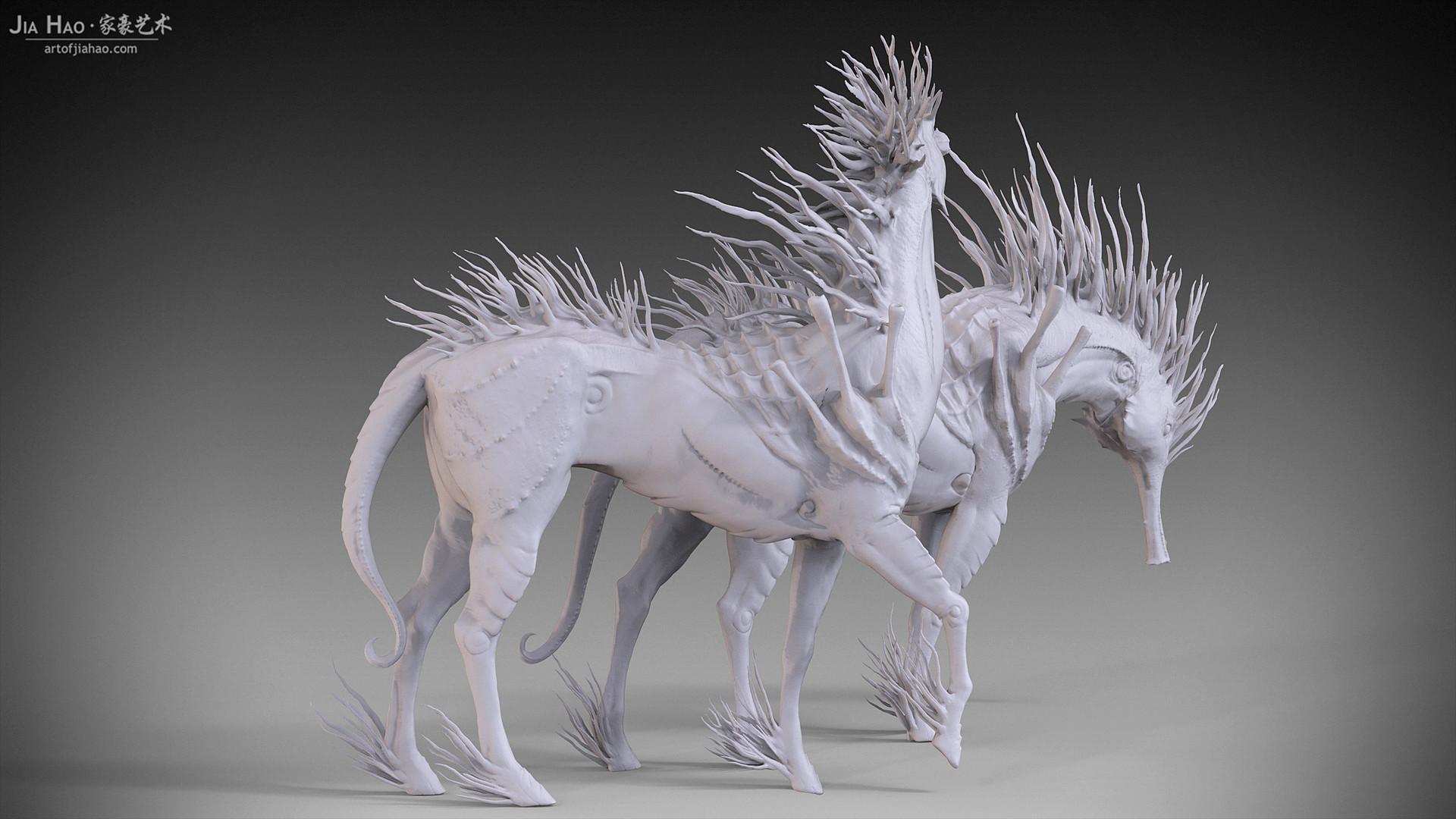 Jia hao 2017 alassya digalsculpting 05