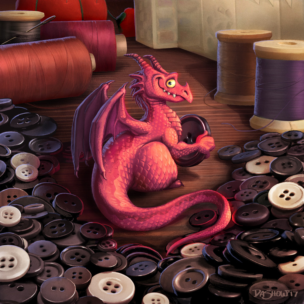 Michael dashow button dragon 03 1000x1000