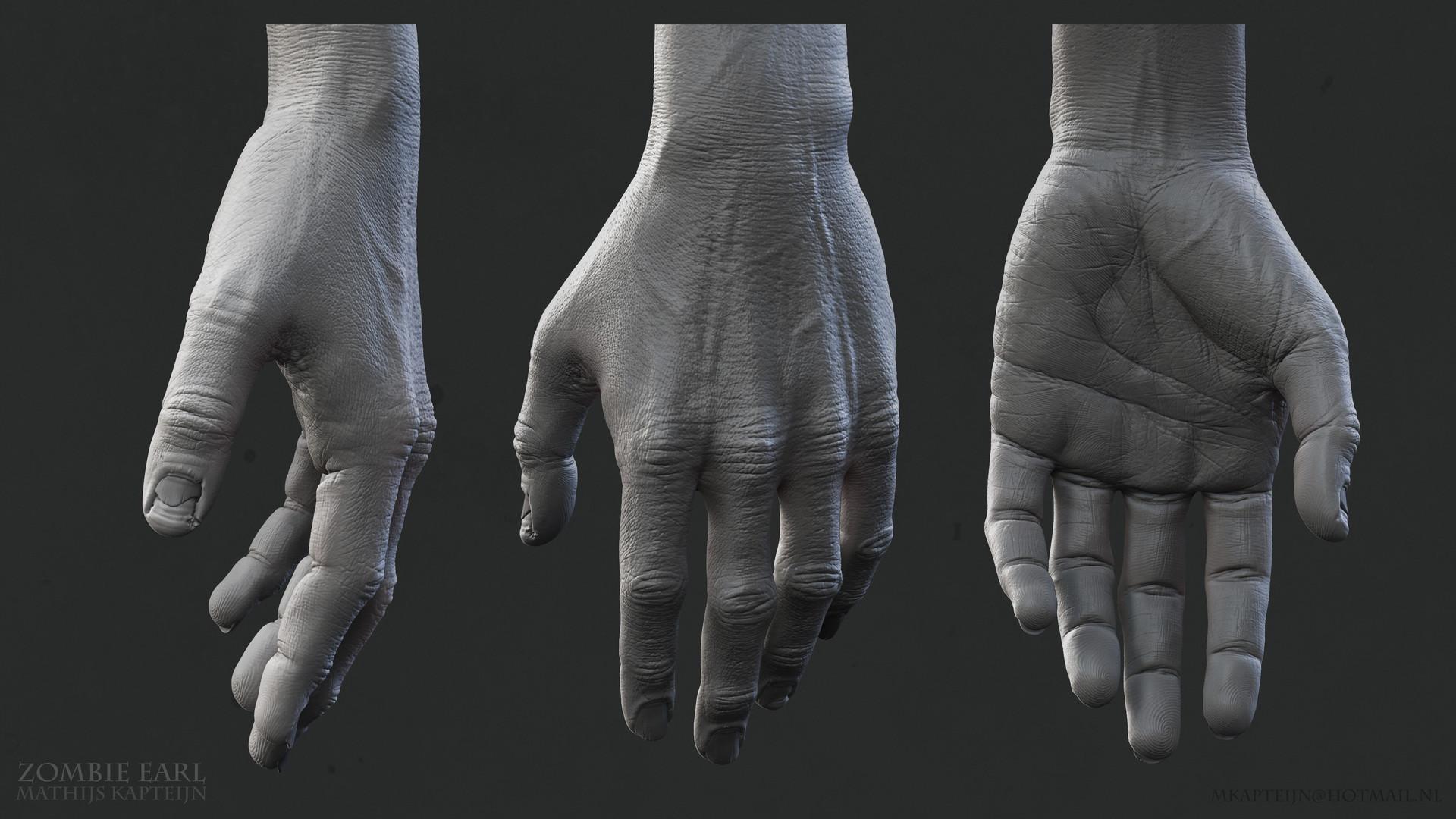 Mathijs kapteijn mathijskapteijn zombieearl hand