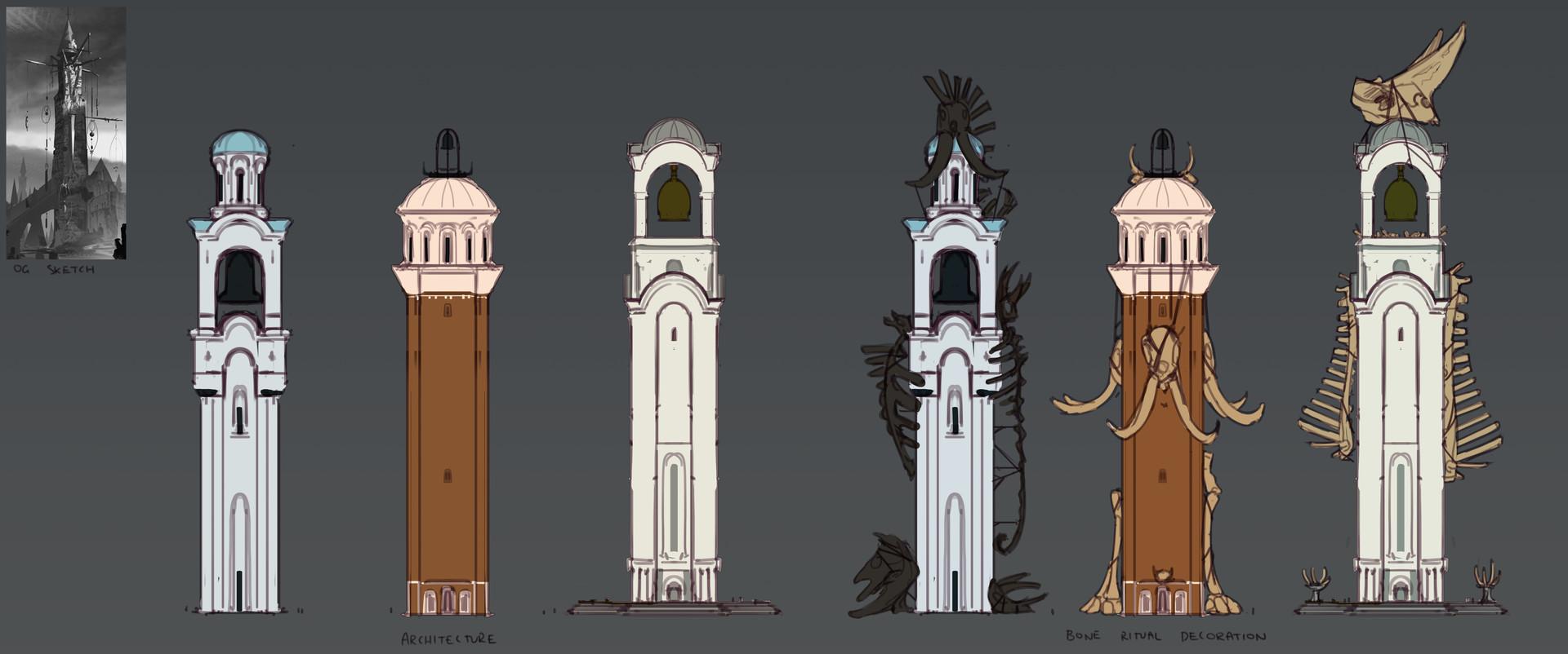 Nathan elmer necromancer tower
