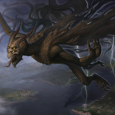 Martin de diego nightbringer shadow demon by almanegra d5kafcu
