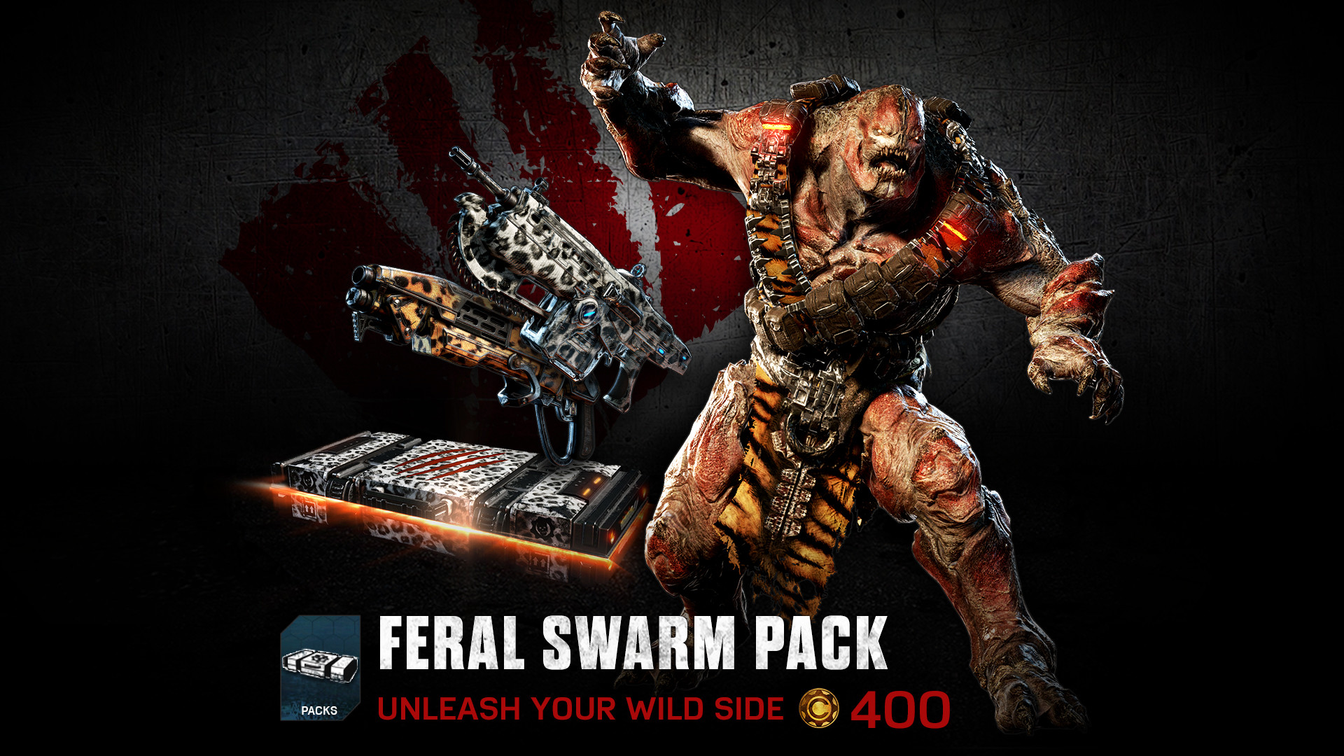 Feral Swarm Pack Promo