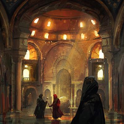 Amir zand quest artstation uplox