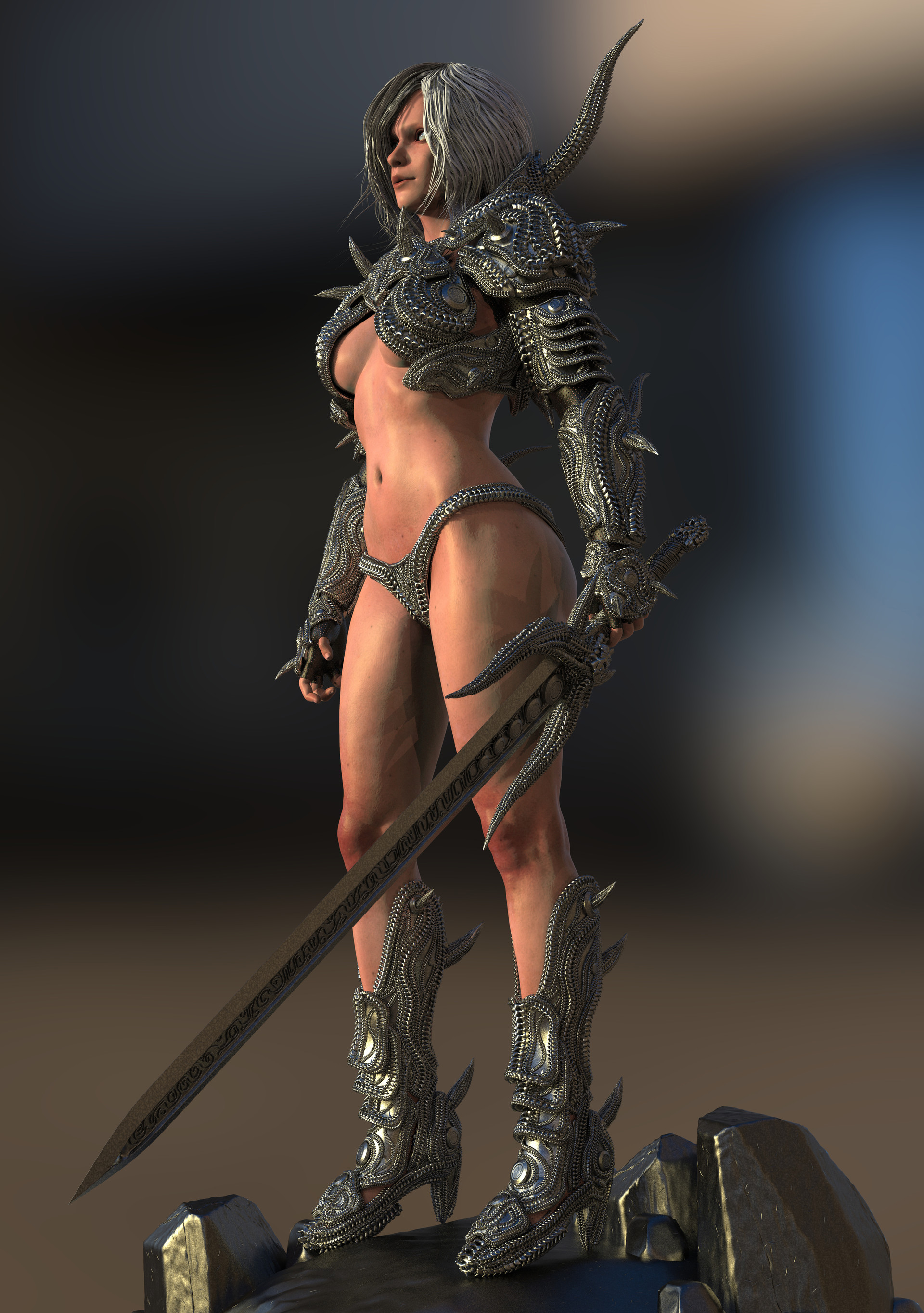 Tek tan scorpion 61