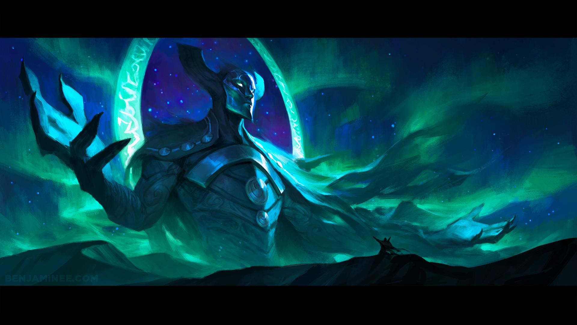Benjamin ee the moonlight king final 2