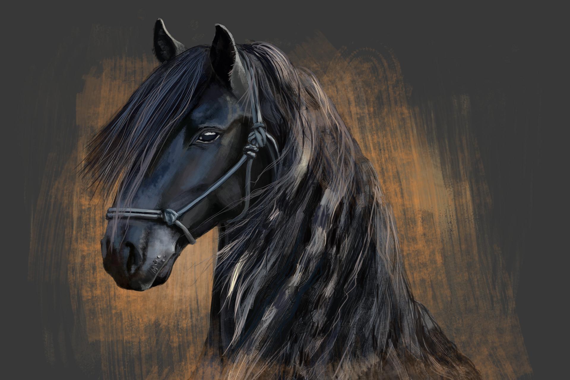 Roxanne chartrand chevalportrait2