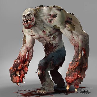 Donovan valdes zm02 zombie tank 04c