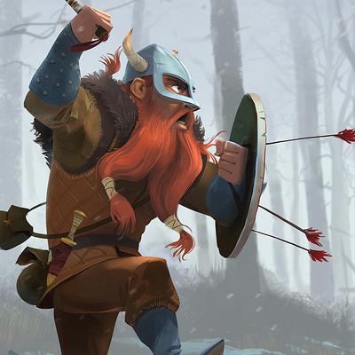 Donovan valdes funny viking 01