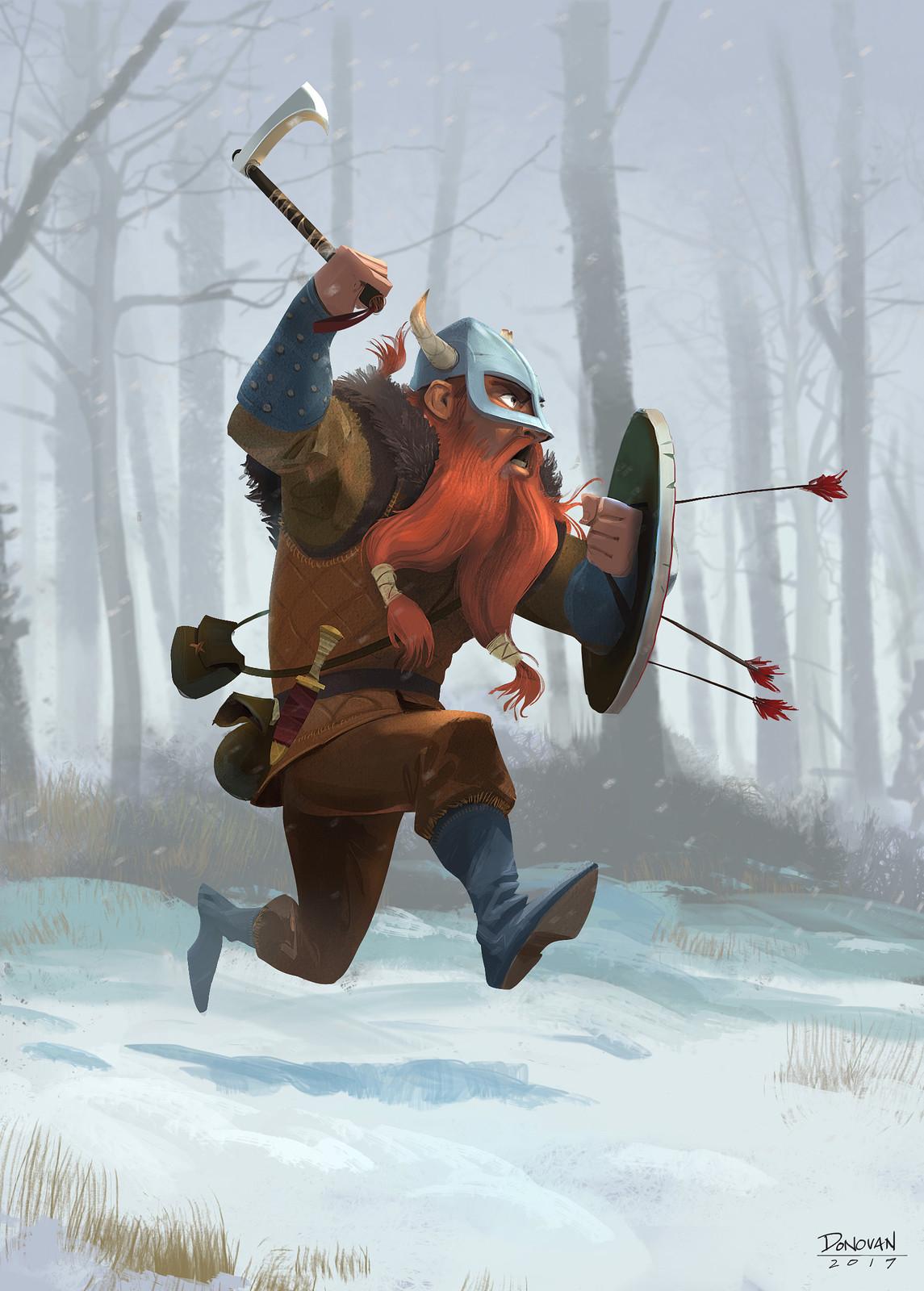 Viking Charge!