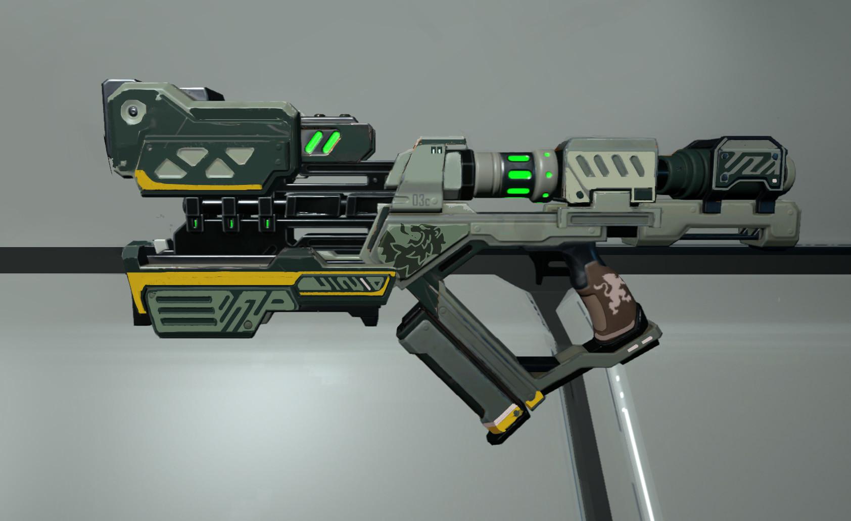 Kyle enochs laserburstlegendary 01