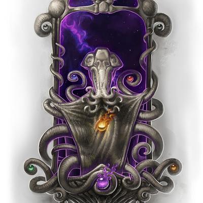 Thomas van der heiden lovecraft sigil 2012