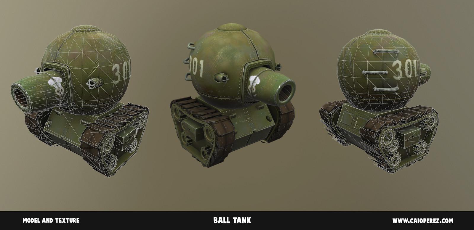 Ball Tank
