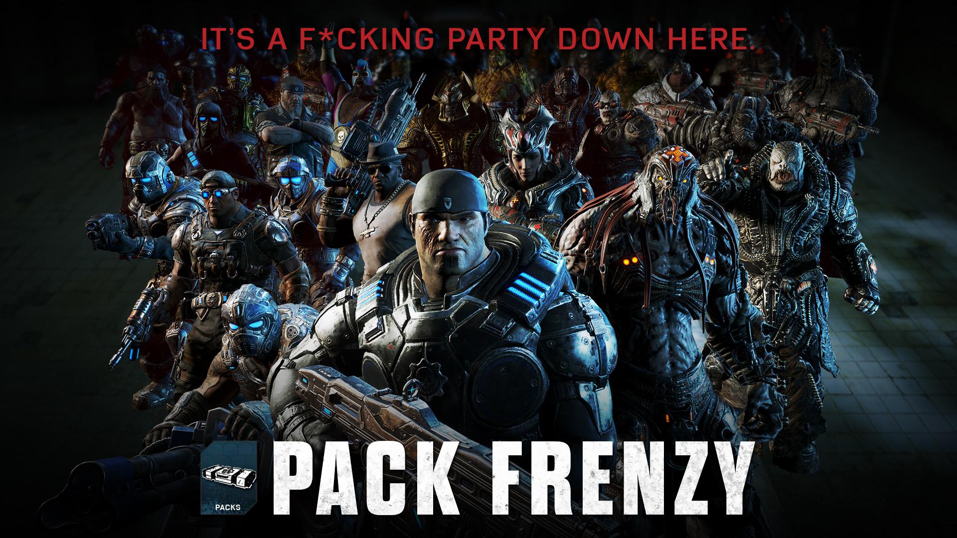 Pack Frenzy