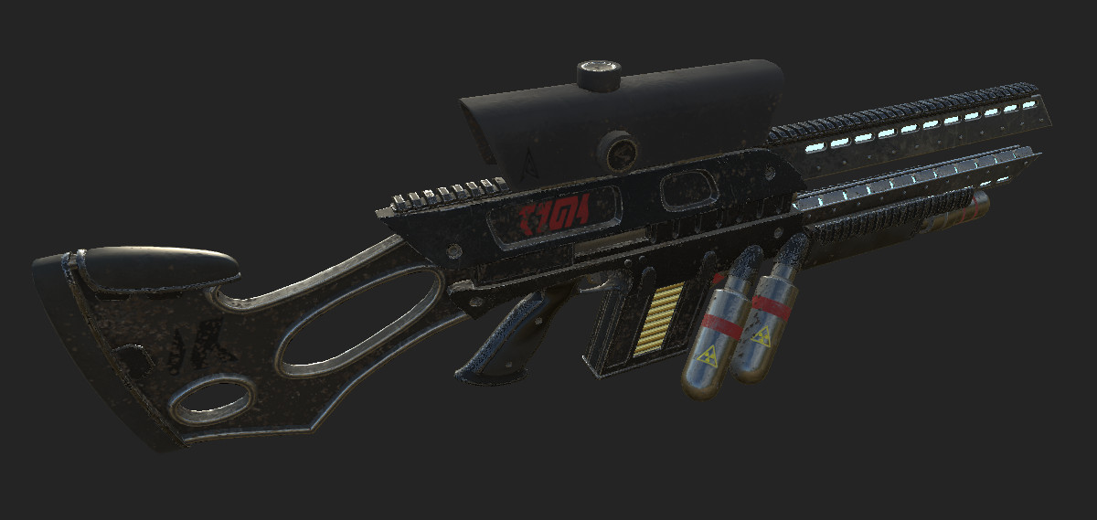 Joe bush 2017 11 30 18 21 25 substance painter 2 6 1 25 days remaining railgun