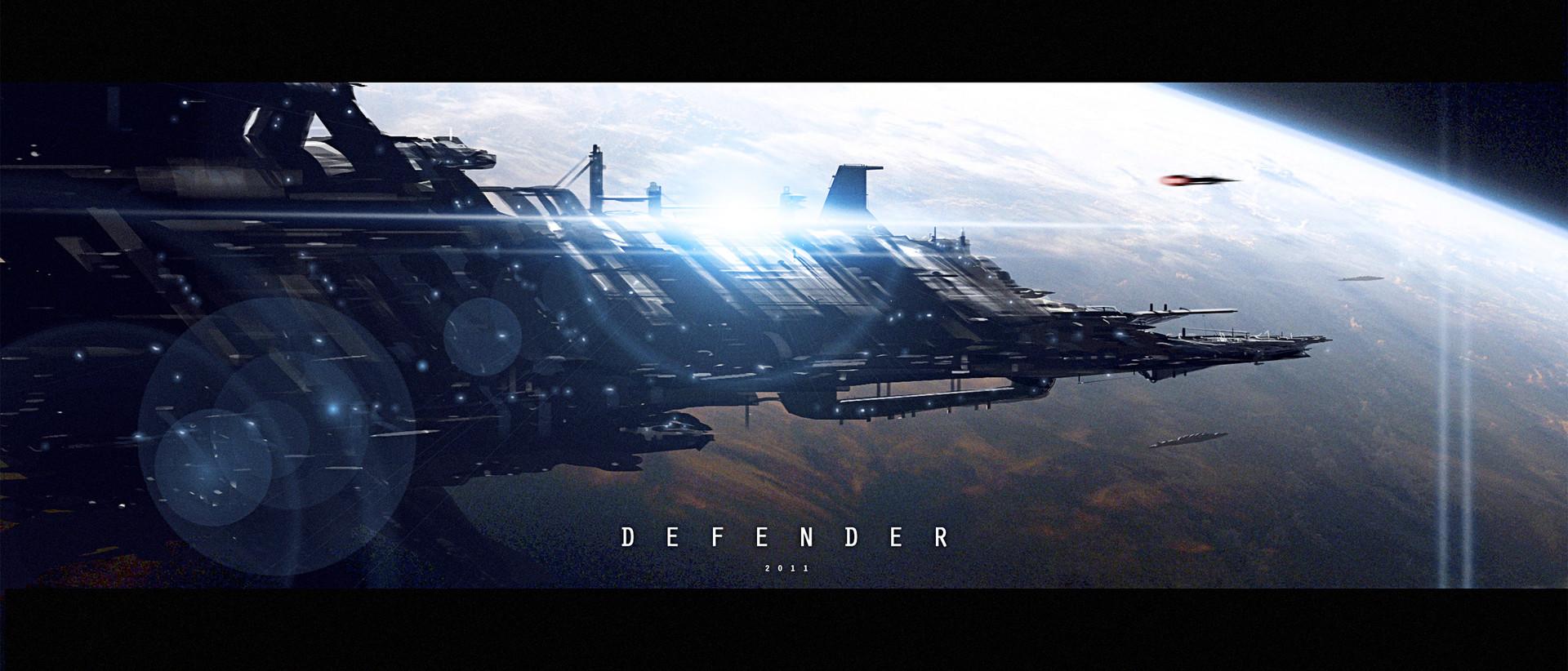 Defender - 2011