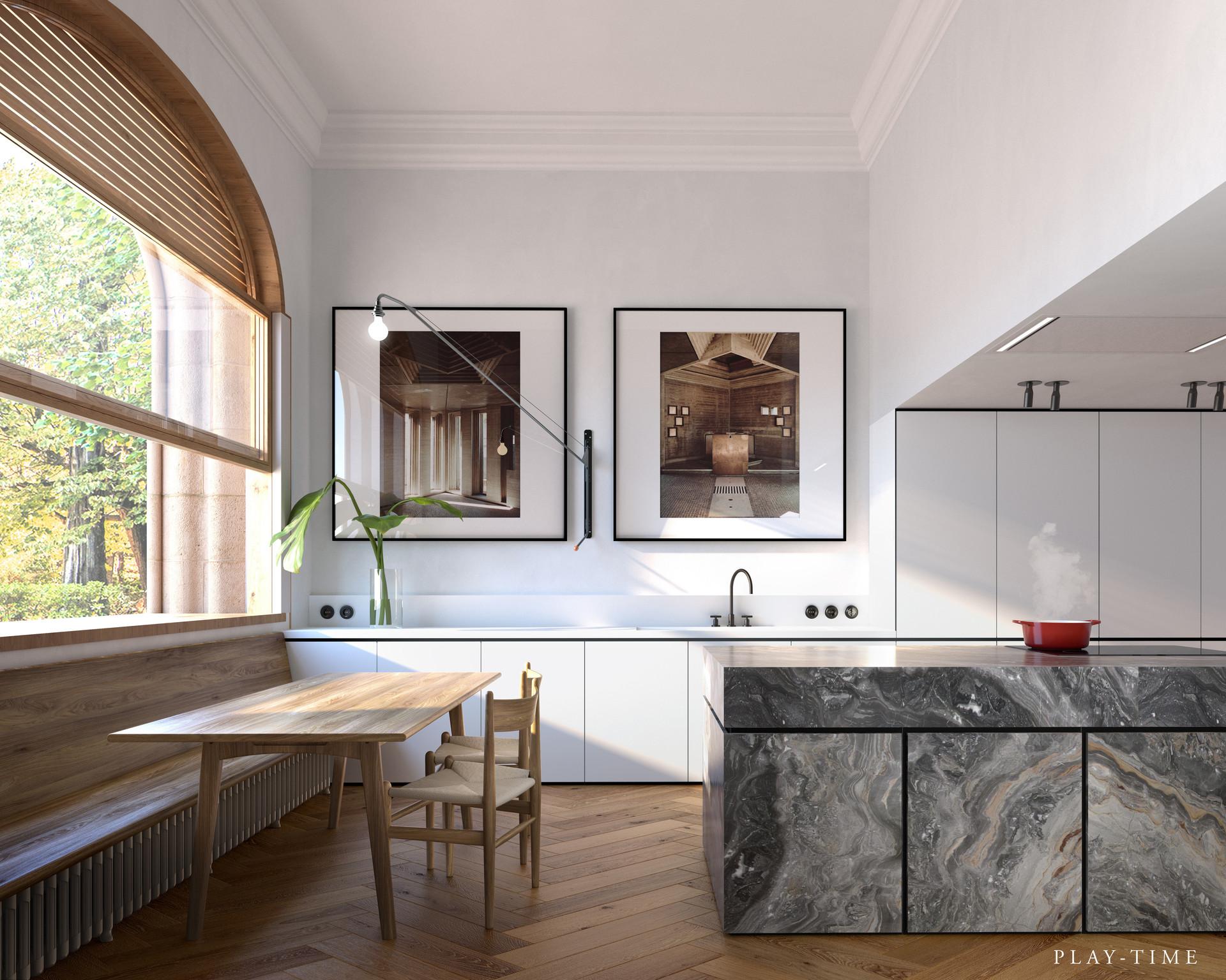 Play time architectonic image mesura house renovation alella 01