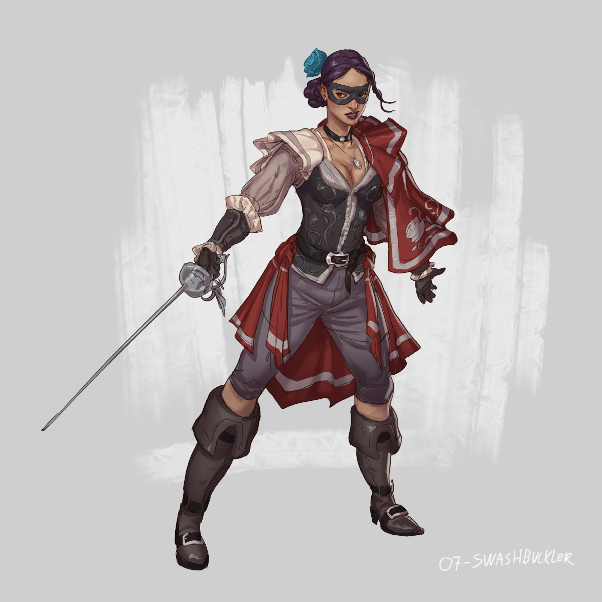 RPG Class day 07: swashbuckler