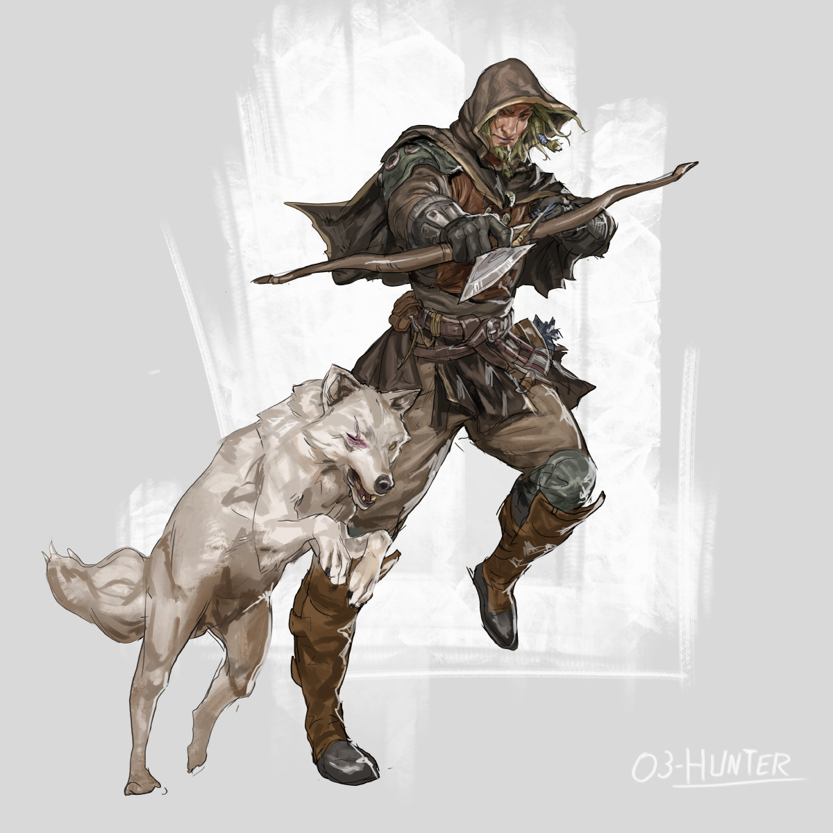 RPG Class day 03: hunter