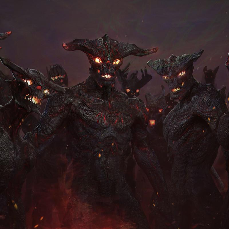 Thor Ragnarok : Surtur's Minions