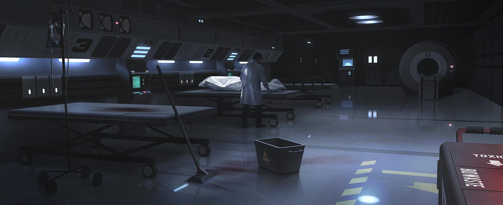 Medical Bay - 2013