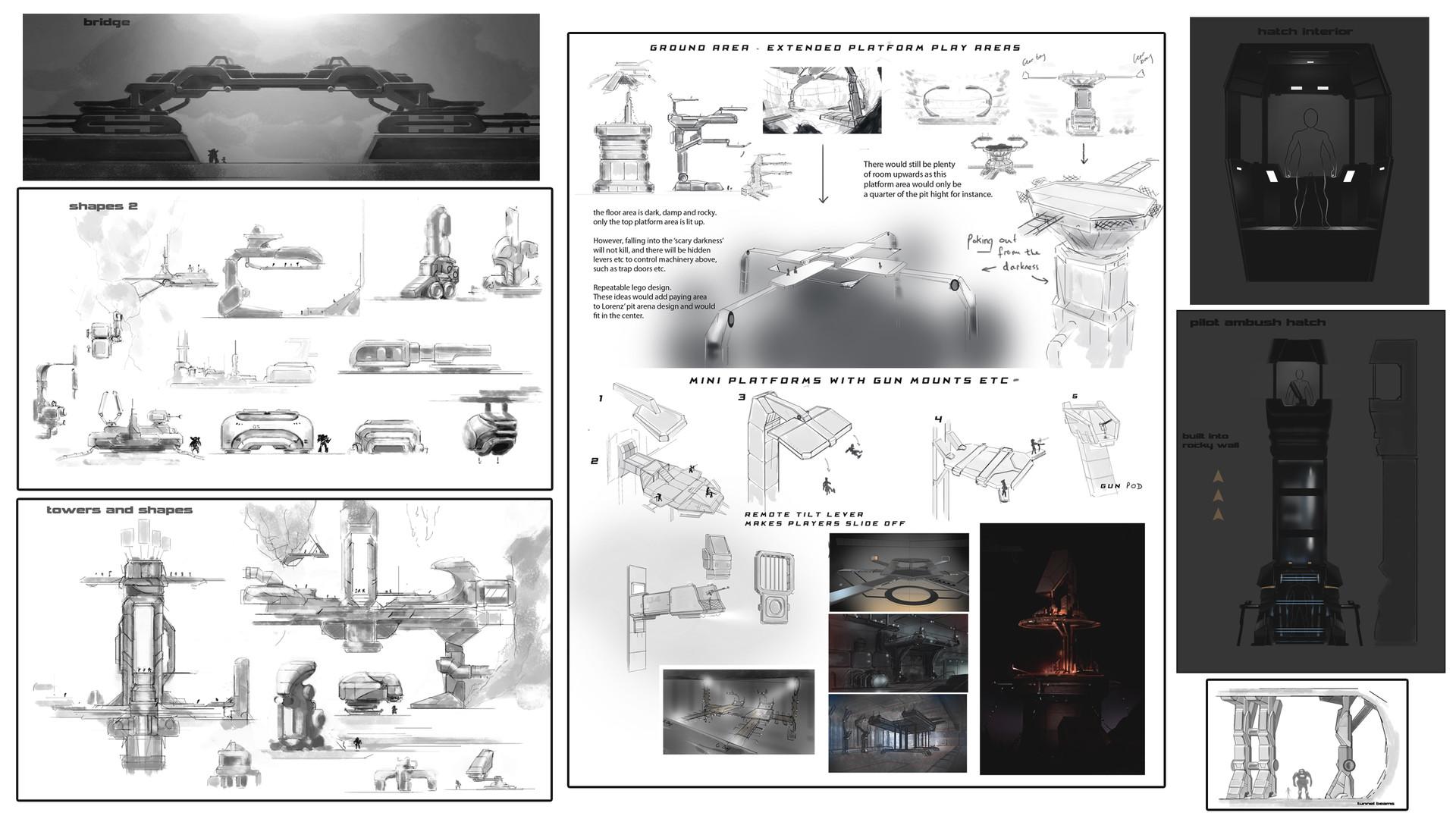 Heavy Gear Concepts 6 - 2013