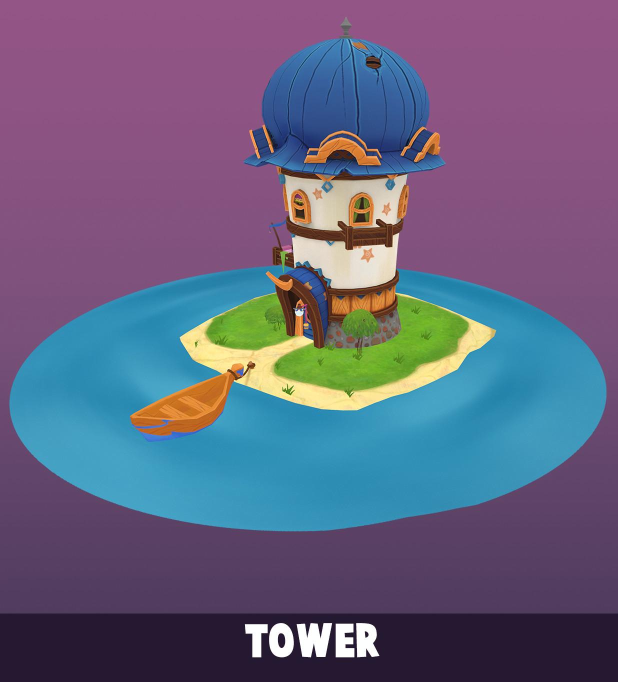 Caio perez torre render3