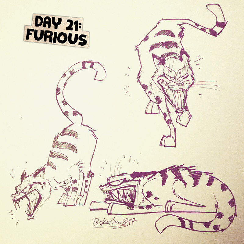 Bakuss circus day21