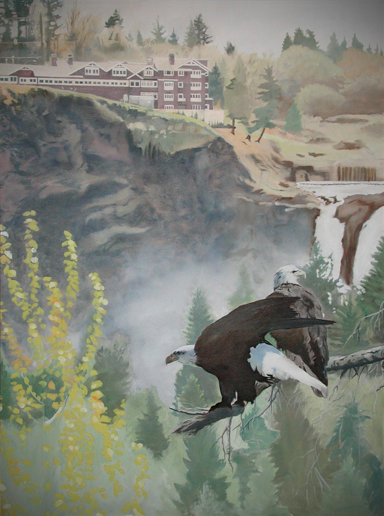 Ben harrison 04pair eagles