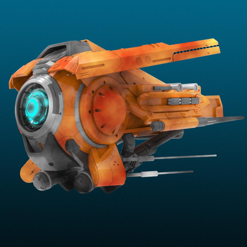 Andrew hodgson spaceship002